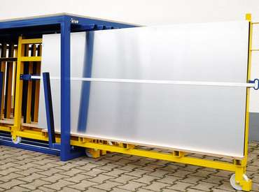 Safety devices for thin sheets